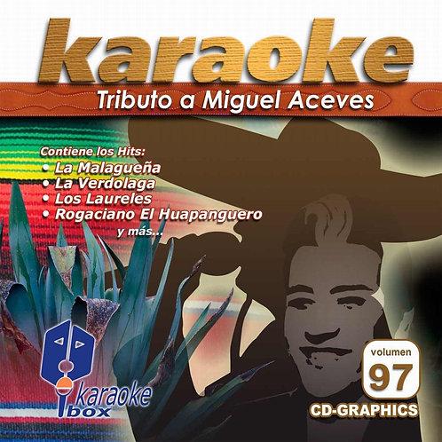 KBO-097 - Tributo A Miguel Aceves