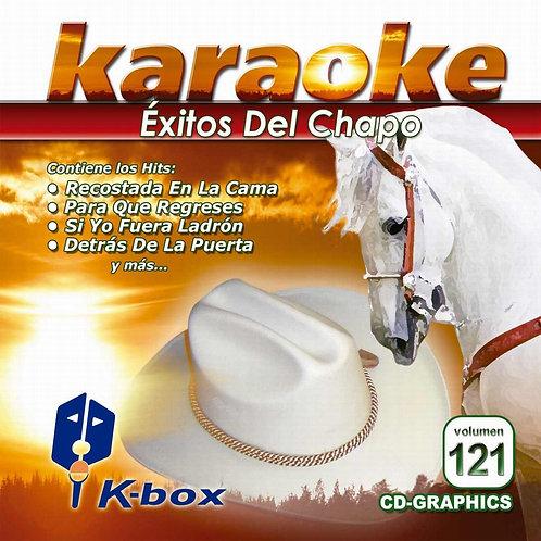 KBO-121 - Éxitos  Del Chapo