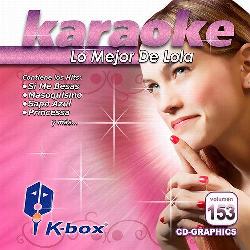 KBO-153 - Lo Mejor De Lola