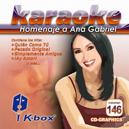 KBO-146 - Homenaje A Ana Gabriel