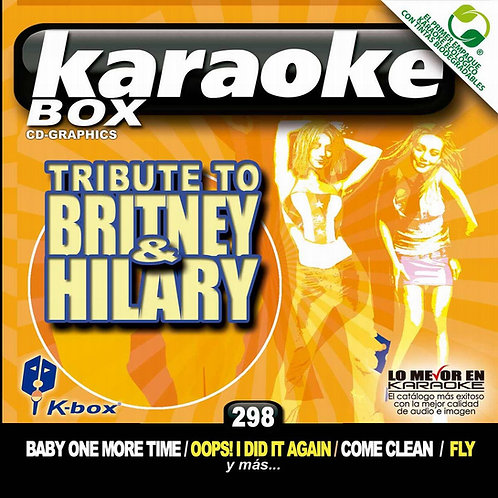 KBO-298 - Tribute To Britney & Hilary