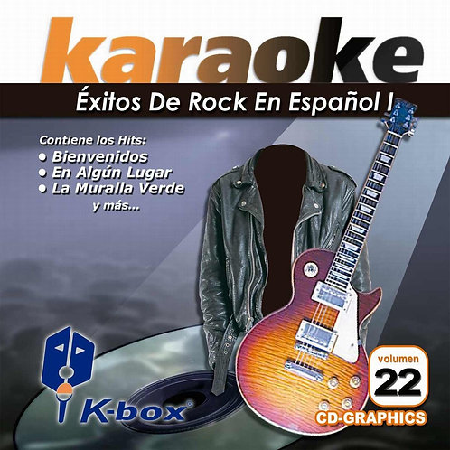 KBO-022 - Rock En Español I