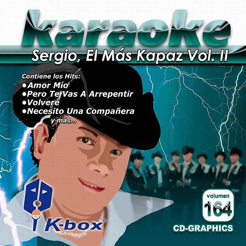 KBO-164 - Sergio, El Más Kapaz Vol. II