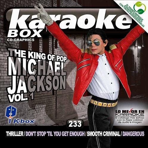 KBO-233 - The King Of Pop Michael Jackson Vol. 1