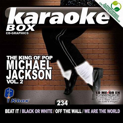KBO-234 - The King Of Pop Michael Jackson Vol. 2