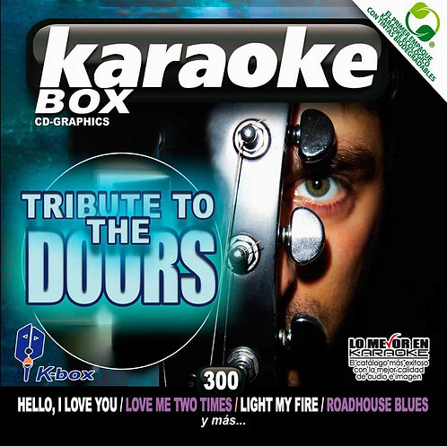 KBO-300 - Tribute To The Doors
