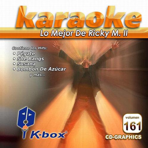 KBO-161 - Lo Mejor De Ricky M. II