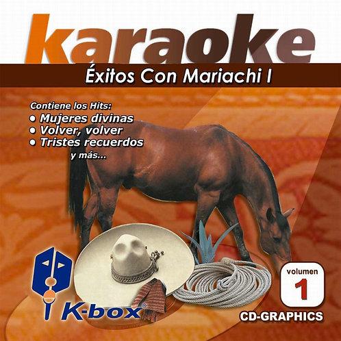 KBO-001 - Éxitos Con Mariachi I