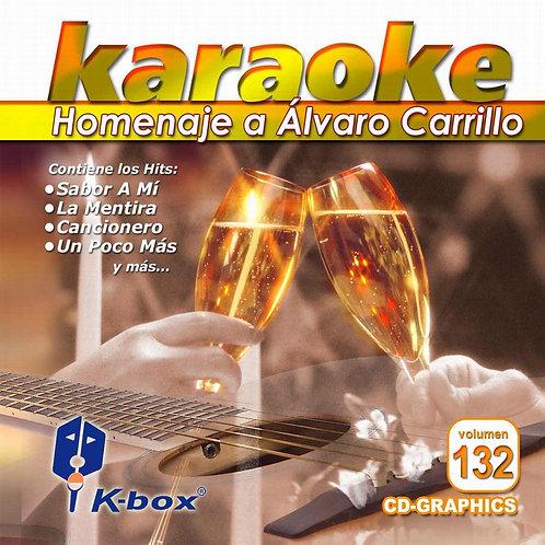 KBO-132 - Homenaje Álvaro Carrillo