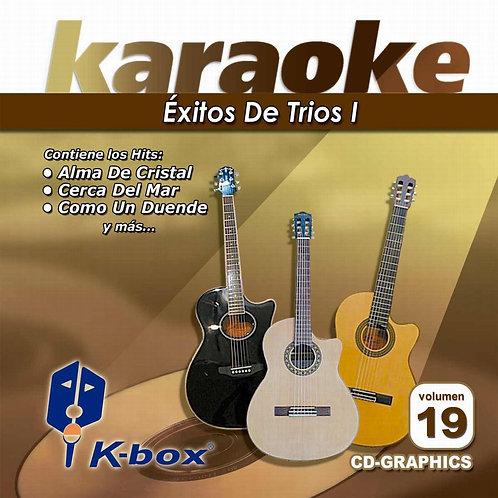 KBO-019 - Éxitos De Tríos