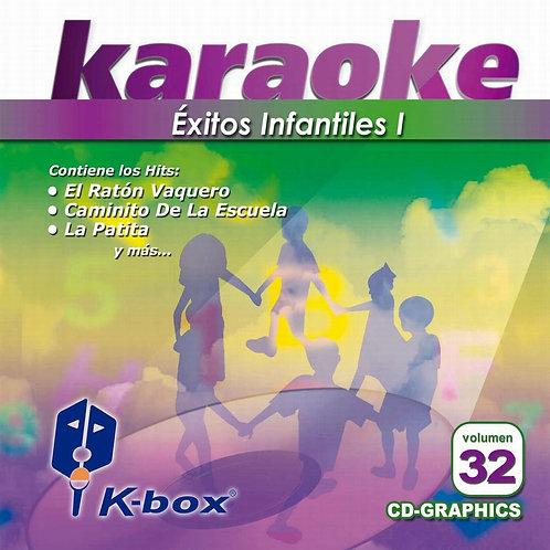 KBO-032 - Éxitos Infantiles I