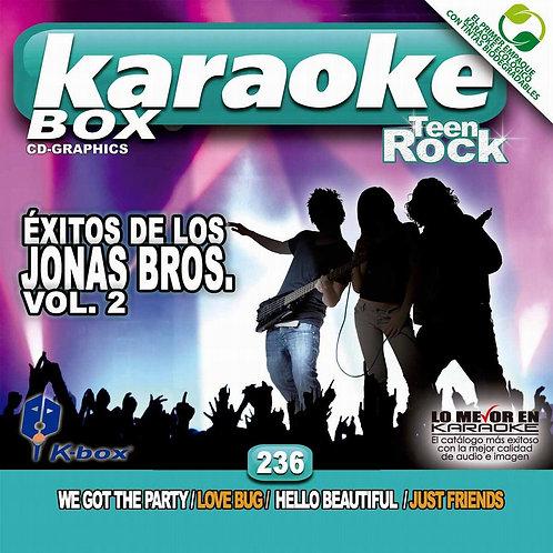 KBO-236 - Éxitos De Los Jonas Bros. Vol. 2