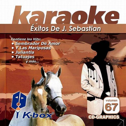 KBO-067 - Éxitos De J. Sebastian