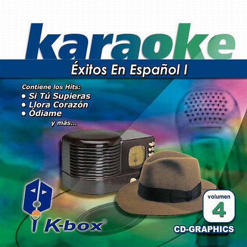 KBO-004 - Éxitos En Español I