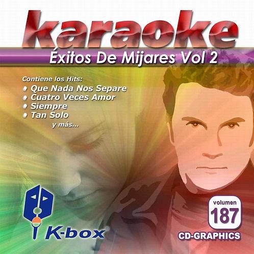 KBO-187 - Éxitos De Mijares Vol. 2