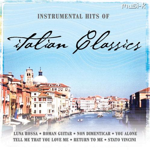 Instrumental Hits Of Italian Classics