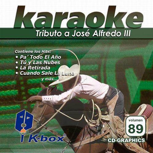 KBO-089 - Tributo A Jose Alfredo III
