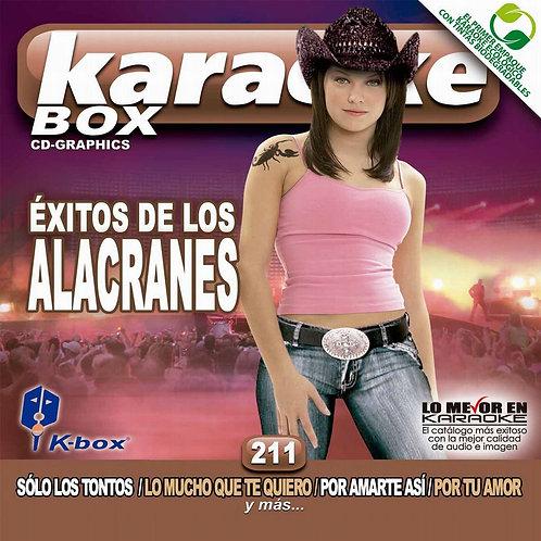 KBO-211 - Éxitos De Los Alacranes