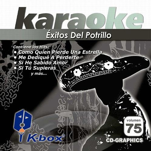 KBO-075 - Éxitos Del Potrillo