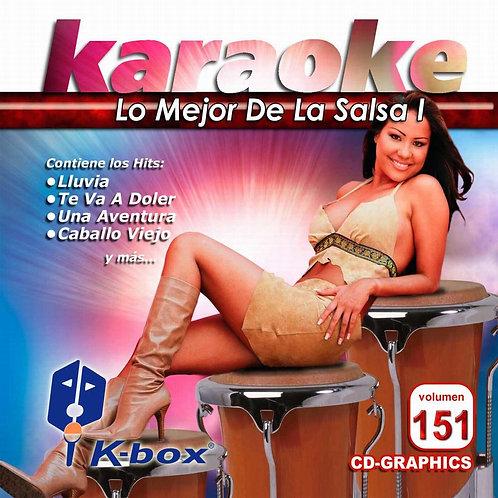 KBO-151 - Lo Mejor De La Salsa I