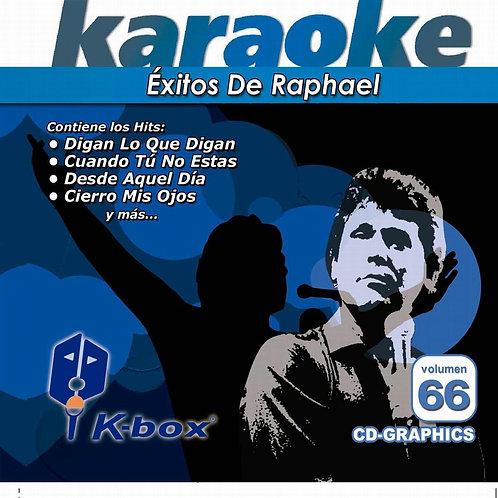 KBO-066 - Éxitos De Raphael