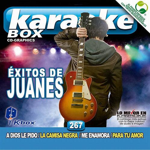 KBO-267 - Éxitos De Juanes