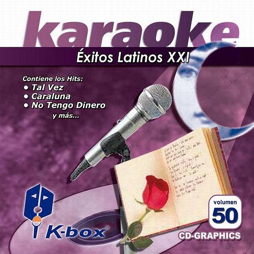 KBO-050 - Éxitos Latinos XXI