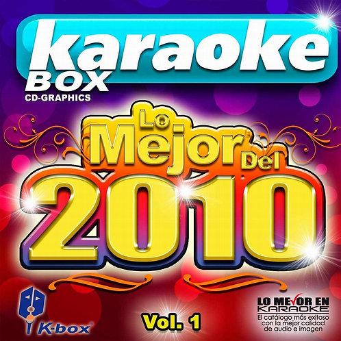 KBO-319 - Lo Mejor Del 2010 Vol. 1