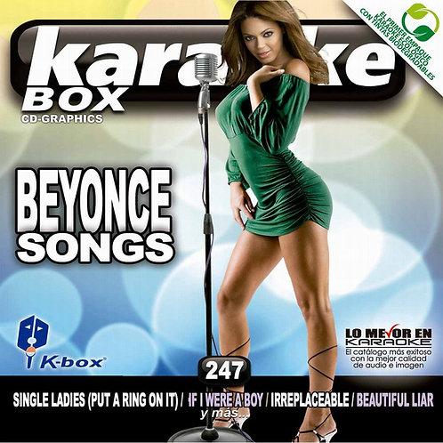 KBO-247 - Beyonce Songs
