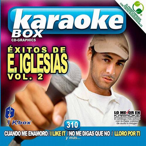 KBO-310 - Éxitos De E. Iglesias Vol. 2