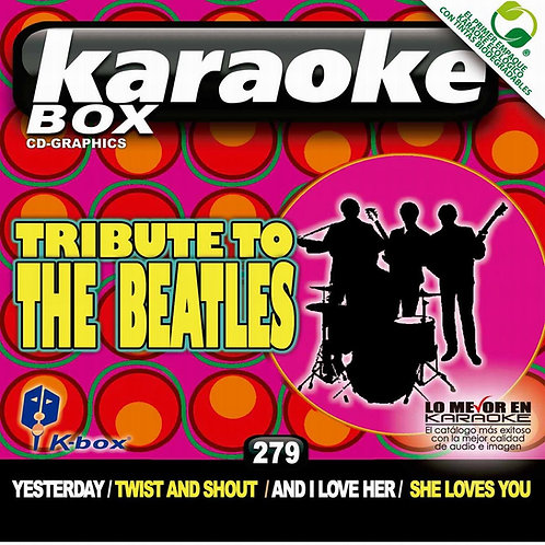 KBO-279 - Tribute To The Beatles