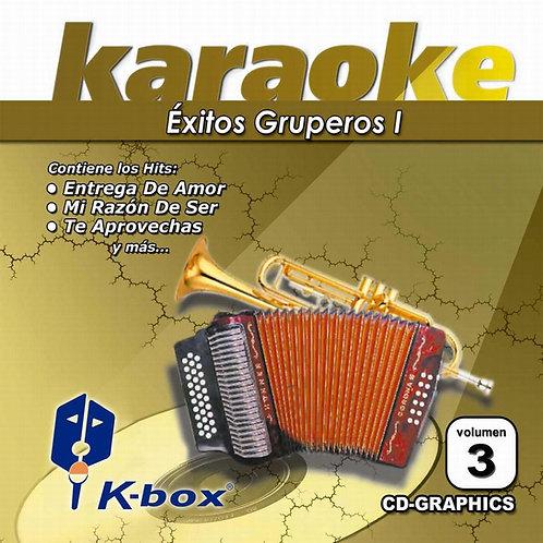 KBO-003 - ̩Éxitos Gruperos I