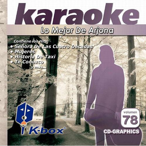 KBO-078 - Lo Mejor De Arjona