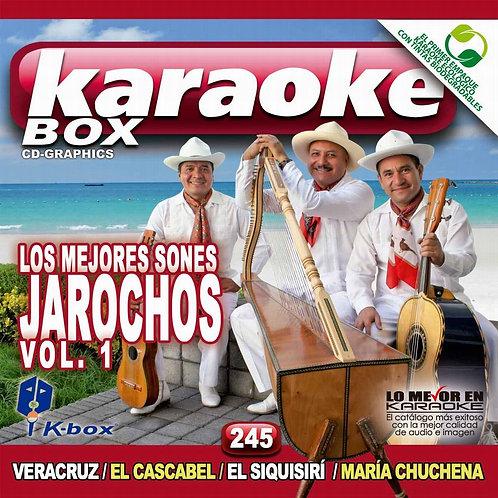 KBO-245 - Los Mejores Sones Jarochos Vol. 1