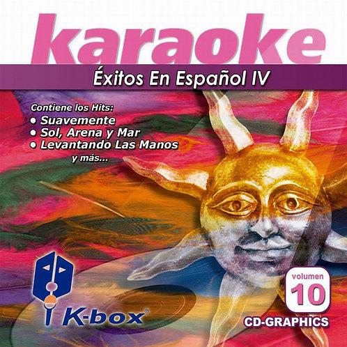 KBO-010 - Éxitos En Español IV