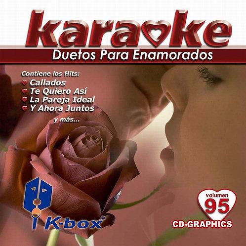 KBO-095 - Duetos Para Enamorados