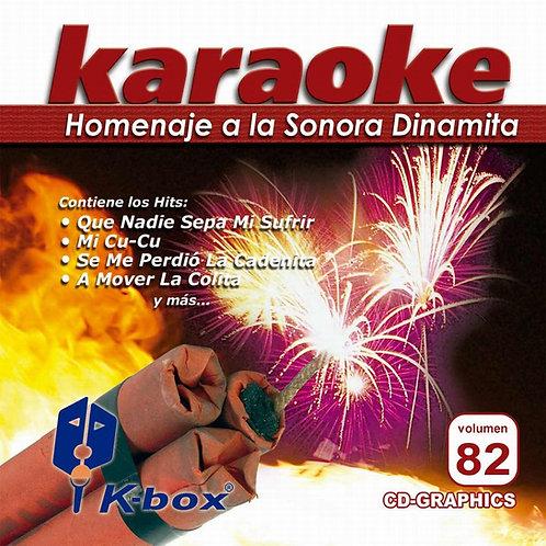 KBO-082 - Homenaje A La Sonora Dinamita