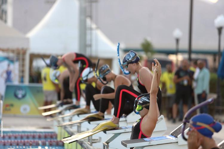 400 m Finale bei den Jugendweltmeisterschaften in Sharm El Sheikh 2019