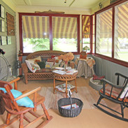 3 Season porch with awning