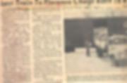 Newpaper story of last train.tif