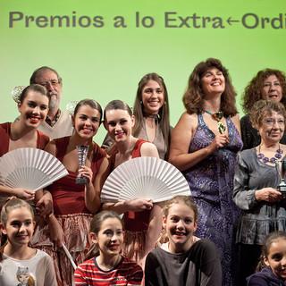 Gala de premios a lo Extraordinario ©LaMina