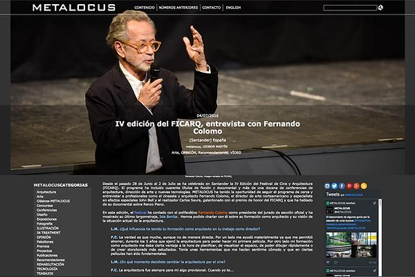 metalocus_fernando_colomo_entrevista_leo