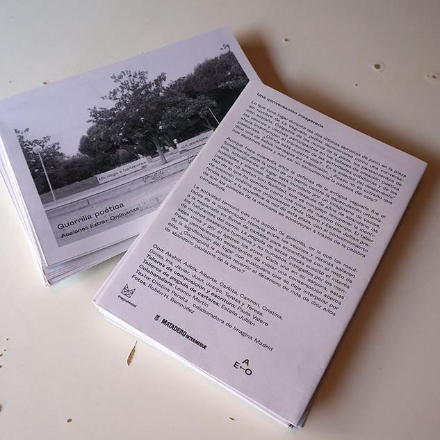 Fanzine Guerrilla Poética