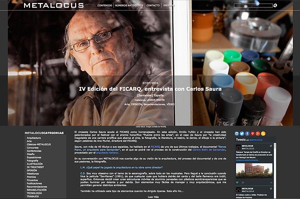 metalocus_carlos_saura_entrevista_leonor