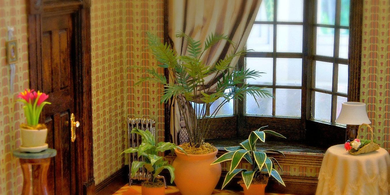 Victorian Parlor Bay Window of Plants_ed