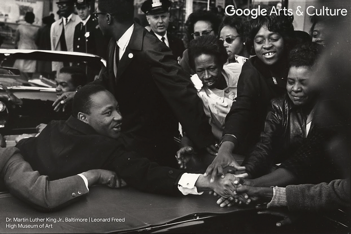 MLK - Leonard Freed | High Museum of Art
