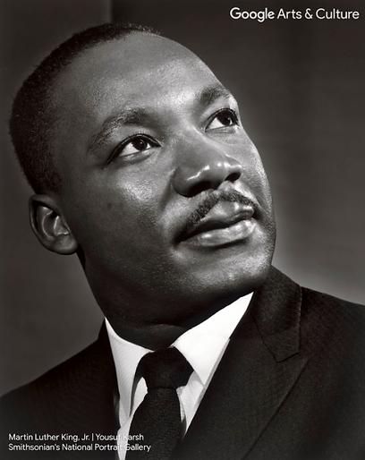 MLK - Smithsonian National Portrait Museum