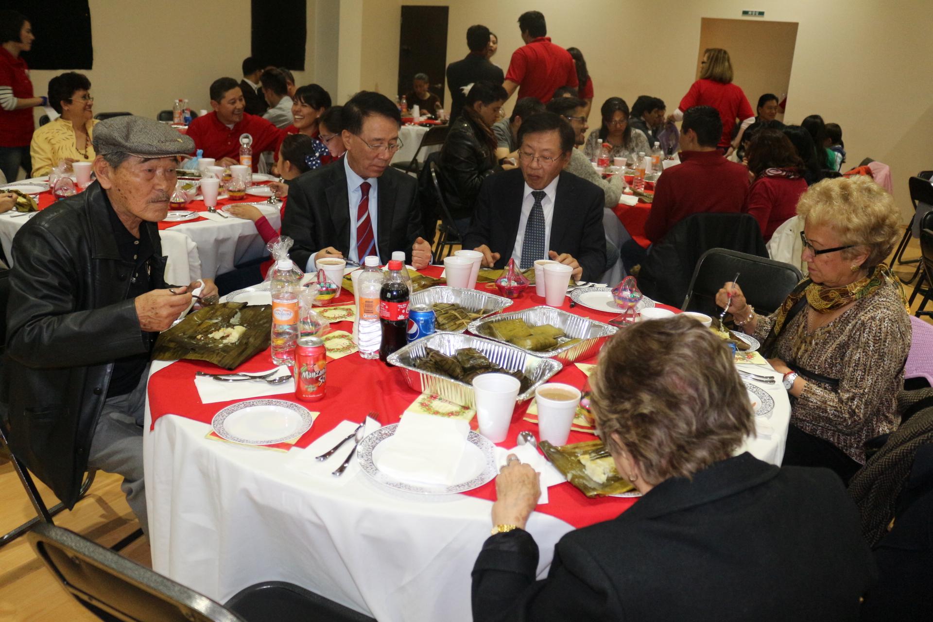 2014 한인후손 송년회
