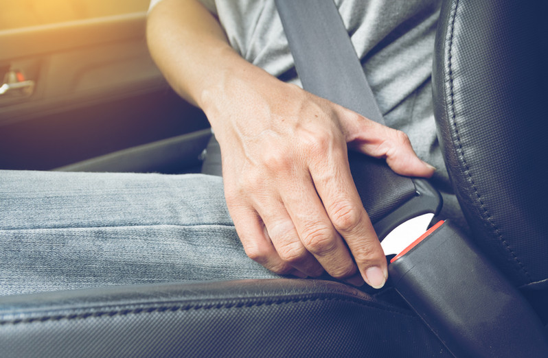 Car Accident Seat Belt