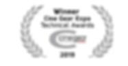 2019 Winner oTechnical Achievement Awards